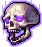 Inventory icon of Cursed Talking Skull
