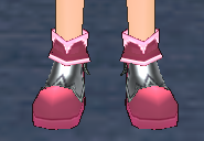 Gamyu Wizard Robe Shoes (M) Equipped Front.png