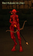 Picture of Red Kobold Archer