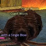 Picture of Giant Worm (3)
