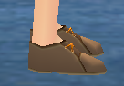 Equipped  Shoes for Alchemist-in-Training viewed from the side